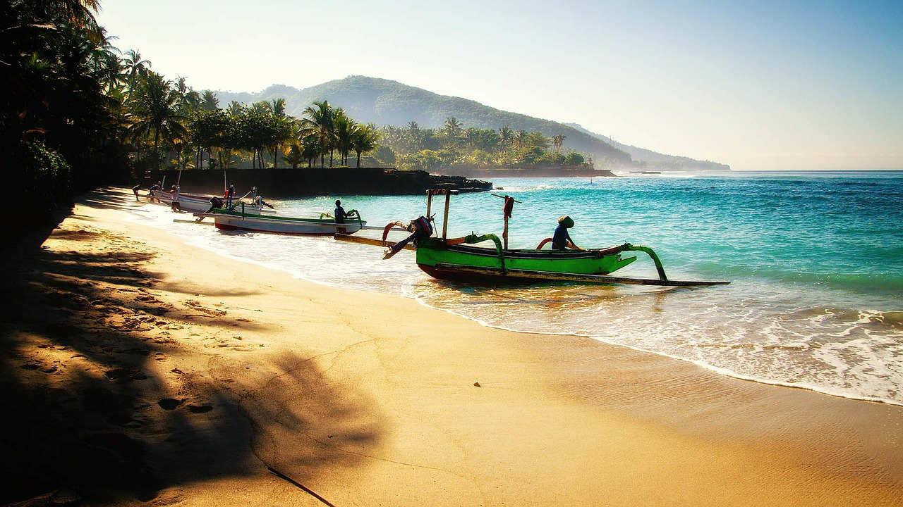 Bali Beaches Piece Relax